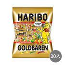 【哈瑞寶 HARIBO】金熊Q軟糖分享包...
