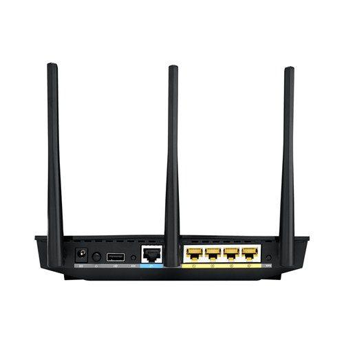 華碩ASUS RT-N18U 雙頻無線寬頻路由器