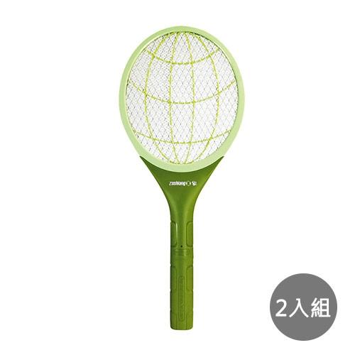 【日象】特極旋威電蚊拍(電池式特大拍)2入組 ZOM-2466