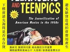 二手書博民逛書店Teenagers罕見And TeenpicsY255562 Thomas Doherty Temple Un