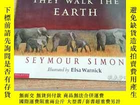 二手書博民逛書店THEY罕見WALK THE EARTHY283241 出版20