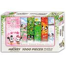 米奇1000片盒裝拼圖(C)...