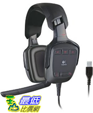 [美國直購 USAShop] Logitech G35 7.1-Channel Surround Sound Headset  $5090