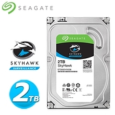 Seagate【SkyHawk】監控鷹 2TB 3.5吋監控硬碟 (ST2000VX008)