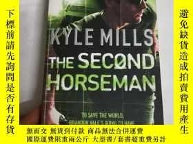 二手書博民逛書店The罕見second horsemanY206777 Kyle