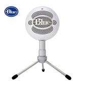 【敦煌樂器】Blue Snowball iCE 小雪球 USB 麥克風 亮白 台灣公司貨 享兩年保固