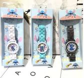 史迪仔手錶星際寶貝stitch兒童錶學生男生女生卡通防水陶瓷手錶