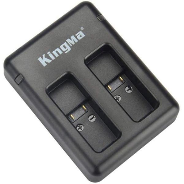 【聖影數位】KingMa 勁碼 BM-042 雙充USB充電器
