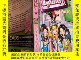 二手書博民逛書店megastar罕見mysteries:巨星之謎Y200392