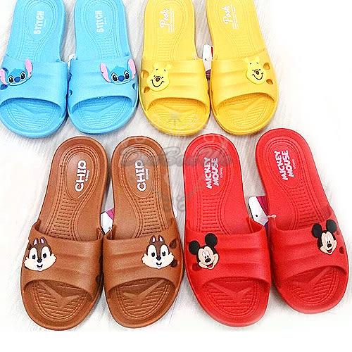 迪士尼史迪奇維尼奇奇米奇室內拖鞋小頭380988通販屋