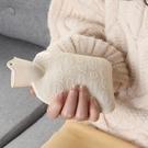 暖手袋暖手寶 熱水袋暖肚子防爆注水熱敷迷你小號暖手寶女學生暖寶寶隨身暖水袋 優拓