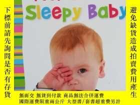 二手書博民逛書店peek-a-boo!罕見sleep BabyY8791 ISB
