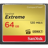 ◎相機專家◎ Sandisk Extreme 64GB CF 800X 120MB/s 64G 公司貨