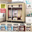 組合式衣櫥 簡易衣櫃 寬1.25米 DI...