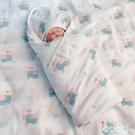 初生嬰兒抱被包巾春秋薄款純棉紗布寶寶加厚【奇趣小屋】