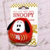 SNOOPY 來日50週年紀念 不倒翁 吊飾 別針 日本限定正版