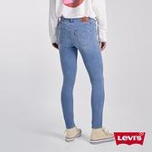 Levis 女款 REVEL 中腰緊身提臀牛仔褲 / 超彈力塑形布料 / 輕暈染水洗 / 天絲棉