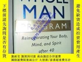 二手書博民逛書店The罕見Whole Man Program: Reinvigo