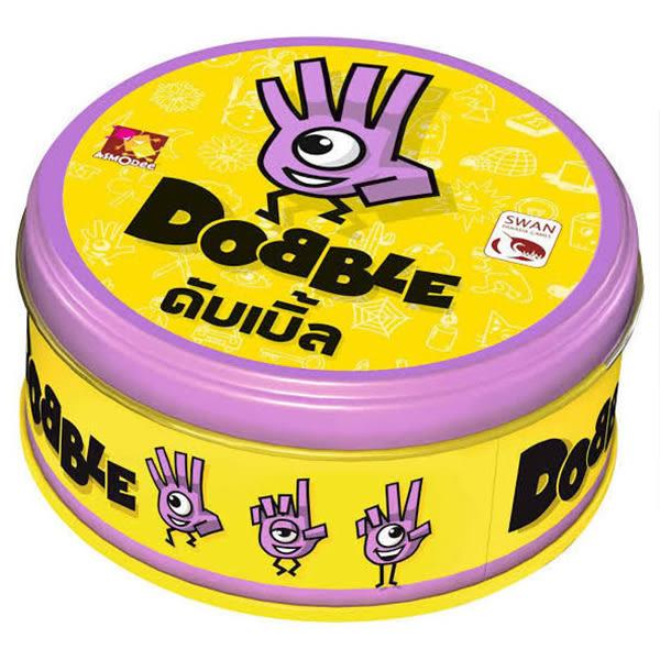 【新天鵝堡桌上遊戲】Dobble(Spot it!)/哆寶泰文版(附中文說明)
