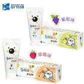 韓國 寶貝熊兒童牙膏(60g) 葡萄/草莓【小三美日】