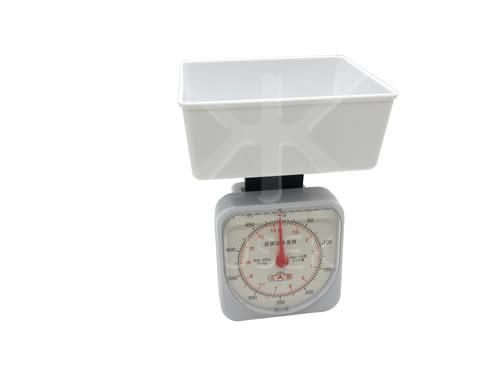 【好市吉居家生活】三箭牌 HI-450-1 料理秤 500g 彈簧秤 食品秤 烘焙秤 計量器具
