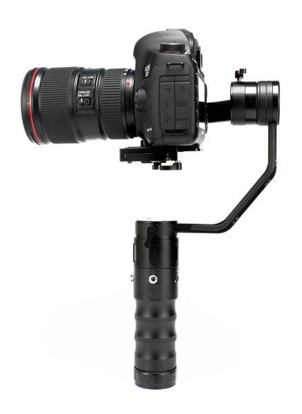 呈現攝影-BEHOLDER EC-1 新版單眼手持三軸穩定器 陀螺儀 錄影 拍片5D3 a7R 載重2公斤