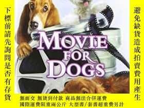 二手書博民逛書店Movie罕見For Dogs (Hotel for Dogs)-狗狗電影(狗狗旅館)Y346464 Dunc