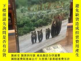 二手書博民逛書店Grizzly:罕見The Bears of Greater Y