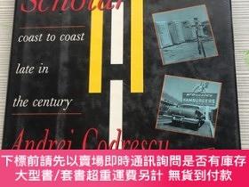 二手書博民逛書店Road罕見Scholar:Coast To Coast Late In The Century【英文精裝原版,毛