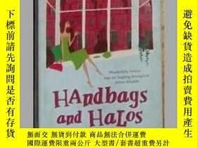 二手書博民逛書店英文原版罕見Handbags and Halos by Bern