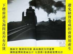 二手書博民逛書店Japanese罕見Steam Locomotive 85type photo & illustration bo