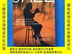 二手書博民逛書店The罕見New Face of Jazz: An Intimate Look at Today s Living