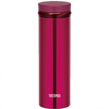 【膳魔師】500ml旋轉超輕量保溫杯-BGD 酒紅色 JNO-500-BGD