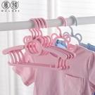 兒童衣架小孩嬰兒新生兒掛衣架寶寶衣掛伸縮多功能衣撐晾衣架家用
