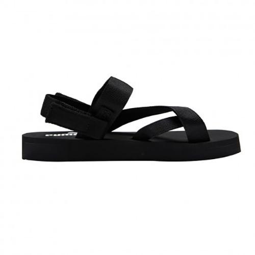 PUMA SUMMERCAT 男女款黑色休閒涼拖鞋-NO.37483701