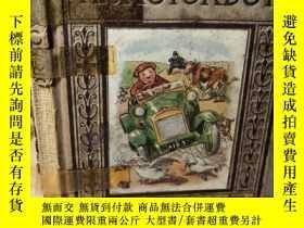 二手書博民逛書店THE罕見MOTOR BOY BY HARRY GOLDING