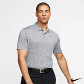 Nike Dri-FIT Tiger Woods Vapor Polo 男子條紋高爾夫Polo BQ6722-010