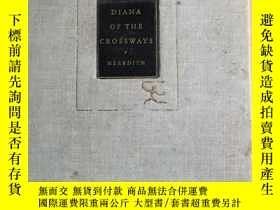 二手書博民逛書店DIANA罕見OF THE CROSSWAYS 戴安娜的十字路口