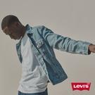 Levis Wellthread環境友善系列 男款 牛仔外套 / 創新棉化寒麻纖維 / 中藍水洗