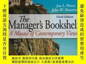 二手書博民逛書店The罕見Manager s Bookshelf Nine Ed