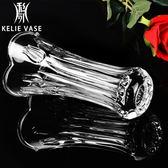 花瓶簡約水培干花花器歐式創意客廳擺件