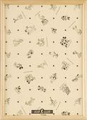 【拼圖總動員 PUZZLE STORY】日本迪士尼500P專用框(原木色) 日系/Tenyo/木框/35*49cm