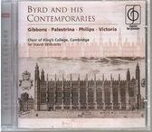 【正版全新CD清倉  4.5折】 拜爾和他同時代的作曲家(Willcocks,劍橋國王學院合唱團)