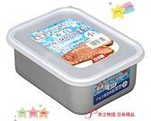 【京之物語】現貨供應 日本製谷口金属急速冷凍保鮮鋁盒 深型小(1.0L)