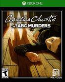 X1 Agatha Christie - The ABC Murders 亞嘉莎 · 克莉絲汀的 ABC 殺人事件(美版代購)