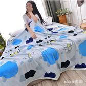 珊瑚絨毯子被子加厚保暖法蘭絨毛毯床單墊宿舍單人學生男女 js10639『miss洛羽』