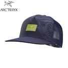 【ARC TERYX 始祖鳥 Topographical網帽《夜月藍》】27696/棒球帽/鴨舌帽/遮陽帽/卡車帽
