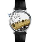 梵谷Van Gogh Swiss Watch梵谷演繹名畫男錶 S-SMB-07 橋
