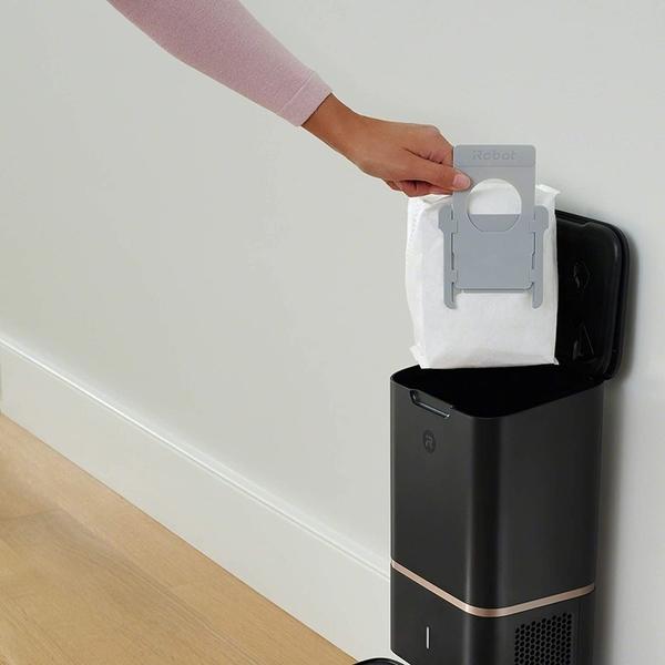 [2美國直購] iRobot, Compatible with Roomba s Series Robot Vacuums Only Clean Base