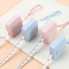 捲尺- 馬卡龍色便攜伸縮捲尺 皮尺 縫紉尺 量衣尺 150CM【AN SHOP】
